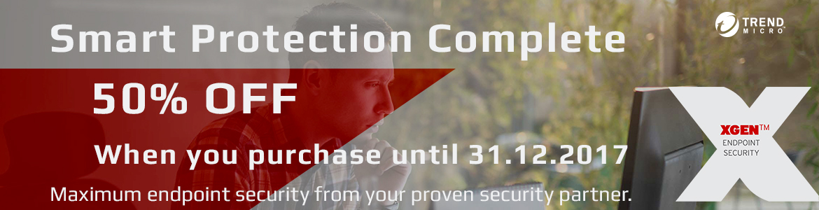 Smart Protection Complete Promotion