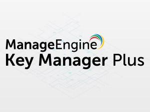 Key Manager Plus | ManageEngine