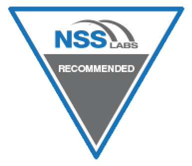 logo nss labs.recommended