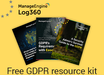 FREE GDPR resource kit