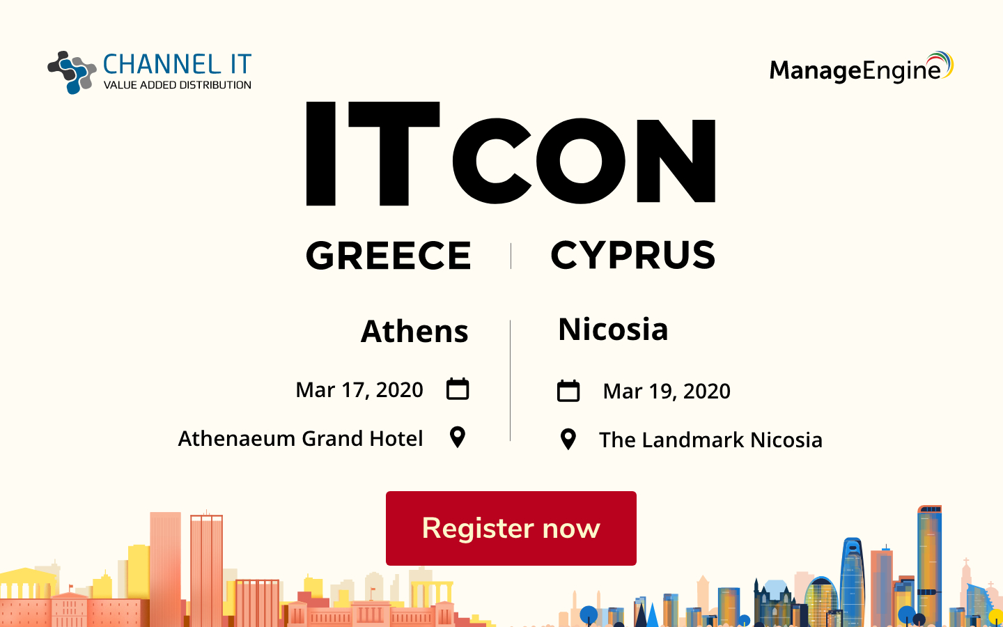 ICON | ManageEngine Seminars 2020