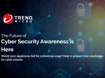 The Future of Cyber Security Awareness is Here | Trend Micro