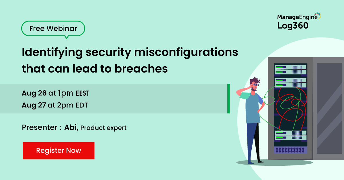 Identifying security misconfigurations that can lead to breaches-26.08.2020
