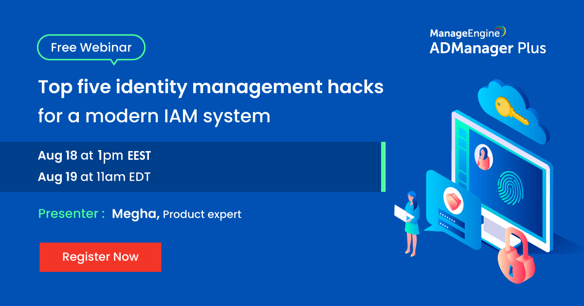 Top five identity management hacks for a modern IAM system-18.08.2020
