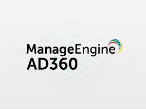 AD360 | ManageEngine