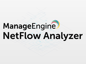 NetFlow Analyser | ManageEngine