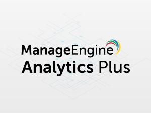 Analytics Plus | ManageEngine