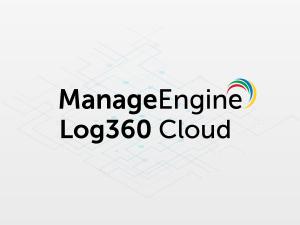 Log360 Cloud | ManageEngine