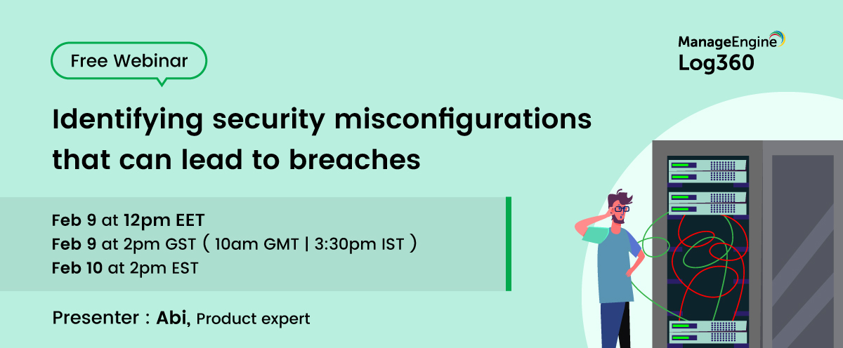 Identifying security misconfigurations that can lead to breaches-9-Feb banner-2021