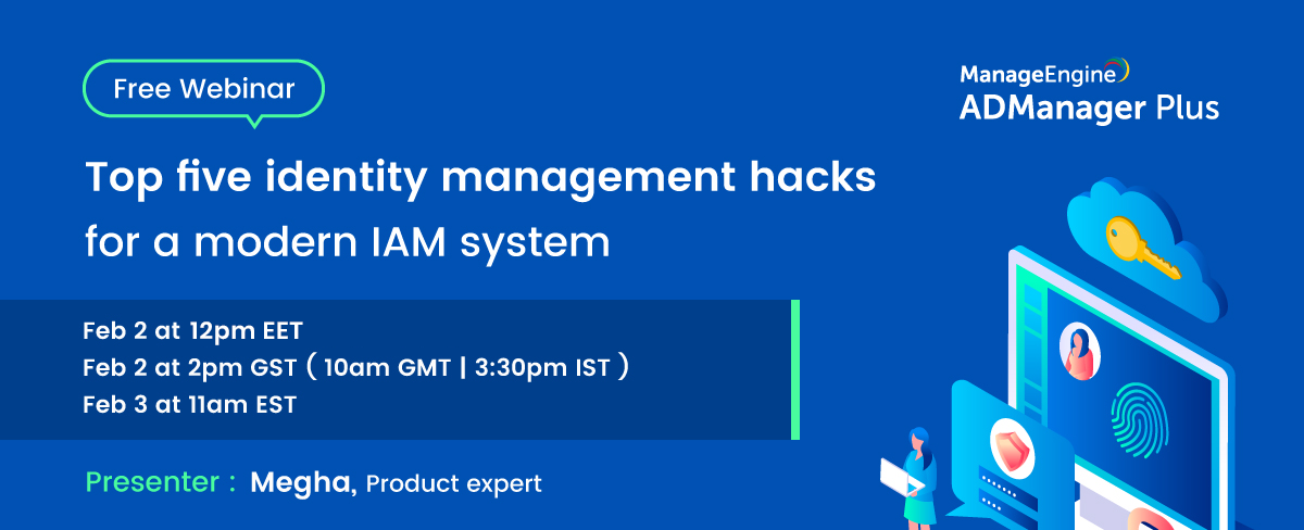 Top five identity management hacks for a modern IAM system-2-Feb-banner-2021