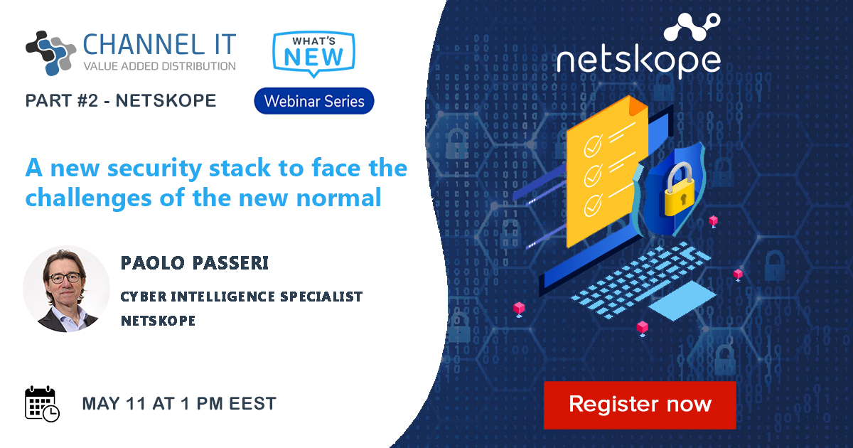A new security stack to face the challenges of the new normal