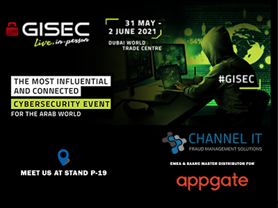 Channel IT Fraud Management Solutions participates in GISEC 2021