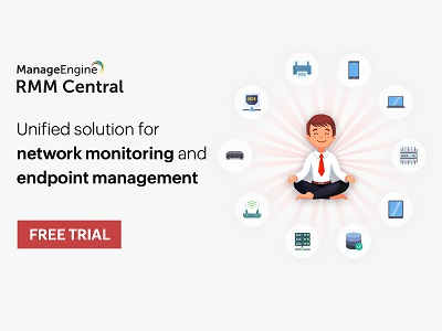 ManageEngine unifies endpoint management and network monitoring for MSPs