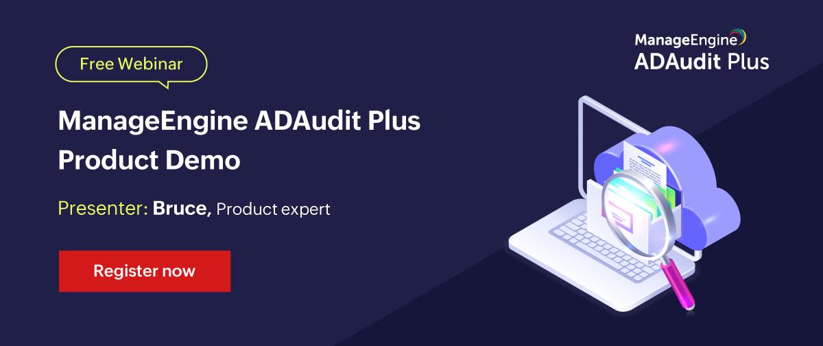 ManageEngine-ADAudit-Plus-Product-Demo-26-Oct-banner-2021